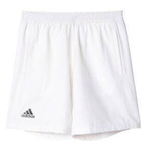 Adidas Mens White Shorts sz M